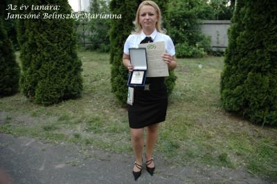 Jancsóné Belinszky Marianna