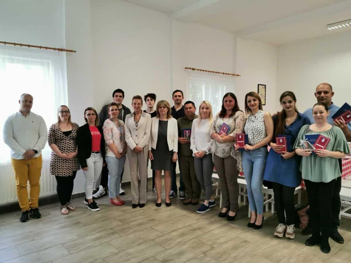Szent Bazil Középiskola Fodrász vizsga a Szent Bazil Középiskolában   Nyíregyháza 2020 június Hírek Nyíregyházi Tagintézmény